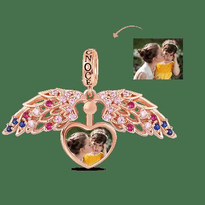 Heart Personalized Photo Pendant