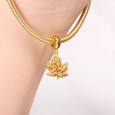 Maple Leaf Pendant