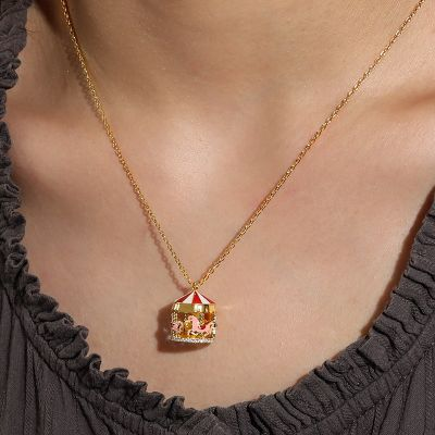 Merry-Go-Round Necklace