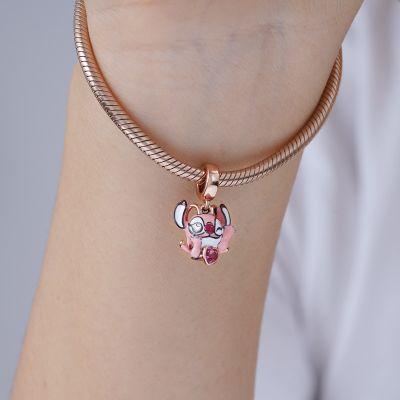Pink Koala Pendant
