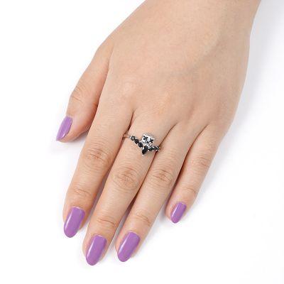 Little Devil V Ring