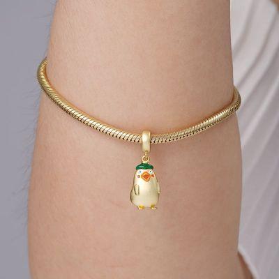 Ducky Momo Pendant