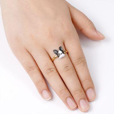 French Bulldog Ring