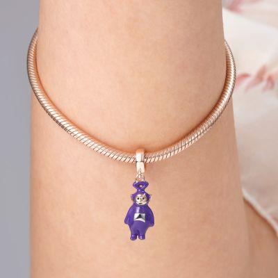 Purple Baby Pendant