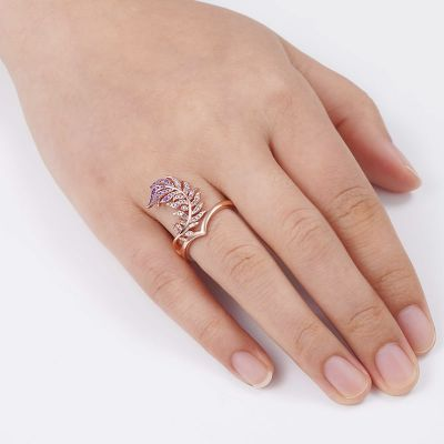 Feather V-Ring