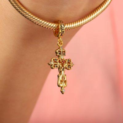 Vintage Cross Pendant