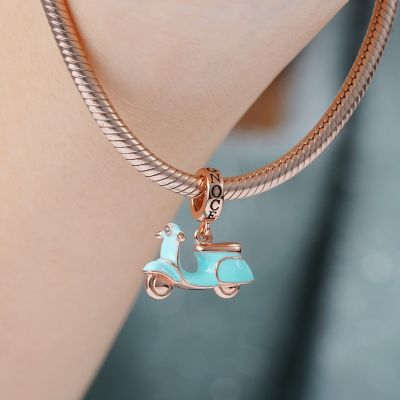 Ladies Motorcycle Pendant