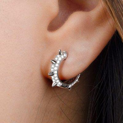 Mohawk Earrings