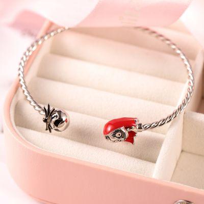 Girl Skull Bracelet