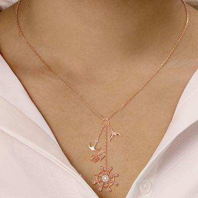 Ocean Theme Necklace