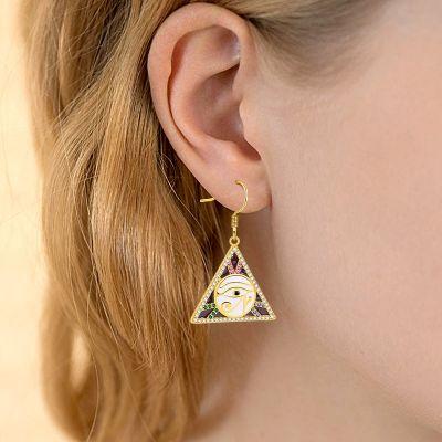 Horus Eyes Earrings