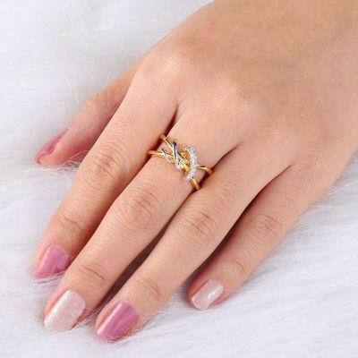 Intertwined Ring