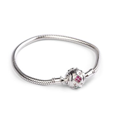 Bracelet With Multi-Color CZs