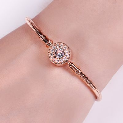 Gnoce Rose Gold Bracelet