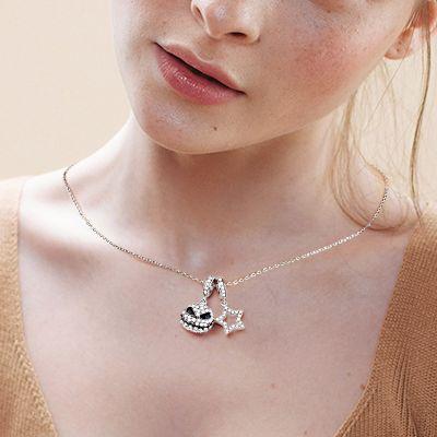 Star Skull Necklace